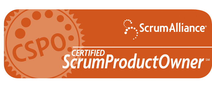 Scrum Alliance - certified Scrum Product Owner